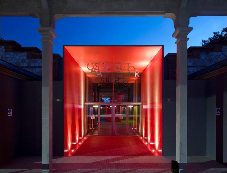 Casa del Lector, Madrid