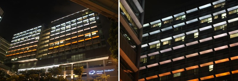 Mount Elizabeth Novena Hospital, Singapur