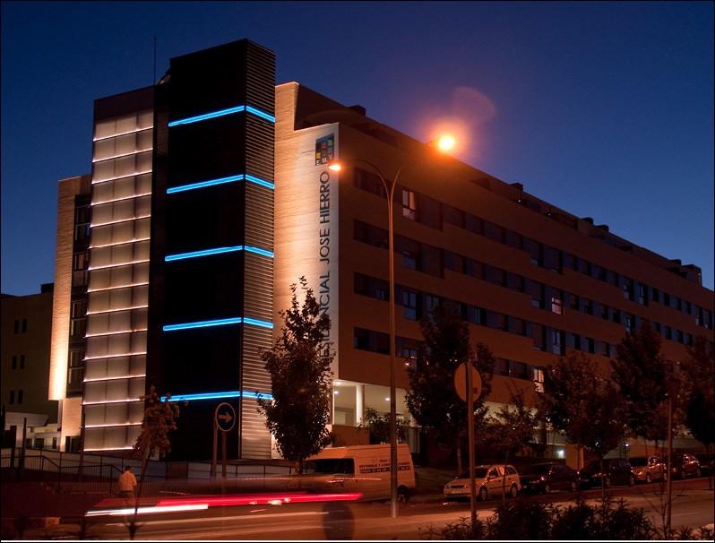 Residencial José Hierro, Madrid