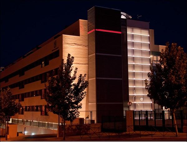 Residencial José Hierro en Rivas, Madrid