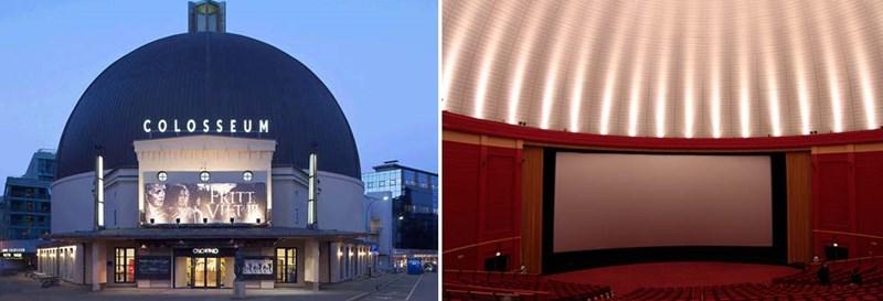 Colosseum Kino Cinema in Oslo