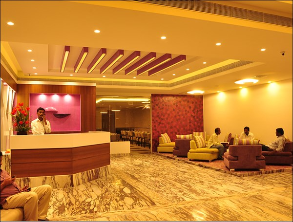 The Arcadia, Coimbatore (India)