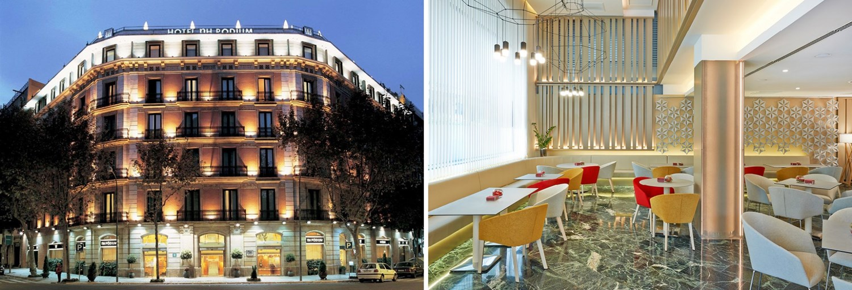 Hotel NH Barcelona Pódium