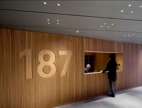 Building Lobby · Barcelona