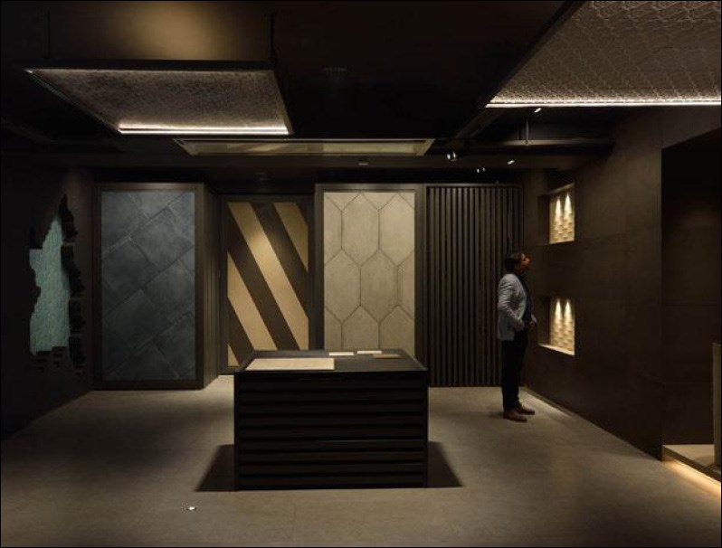 Intersekt Showroom · New Delhi