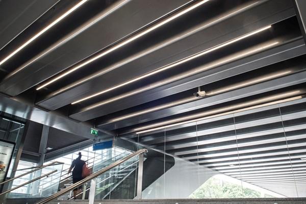 Loyola railway station, San Sebastián
