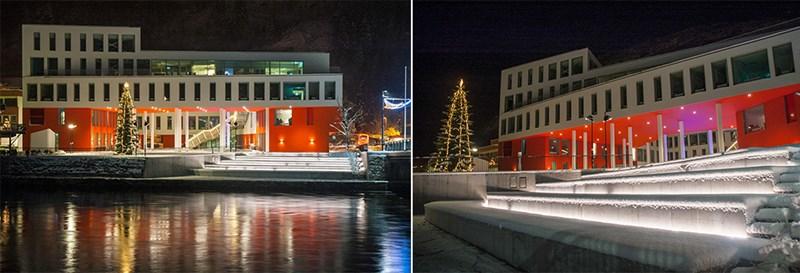 Førde Rådhus · Noruega