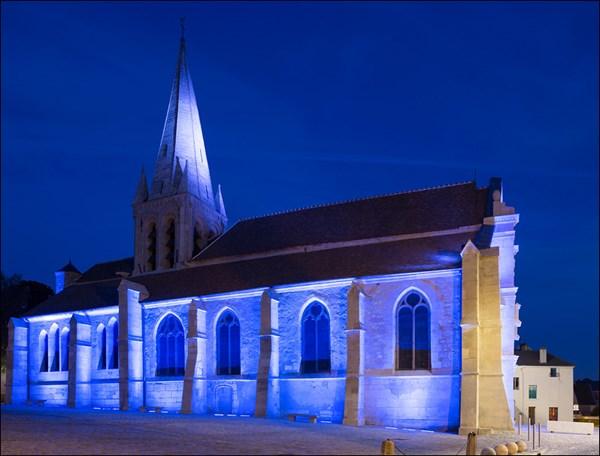 Iglesia de Sarcelles, Val-d'Oise · Francia