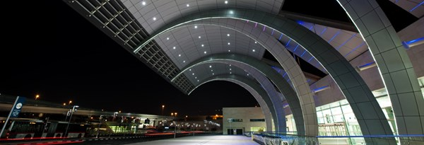 International Airport of Dubai