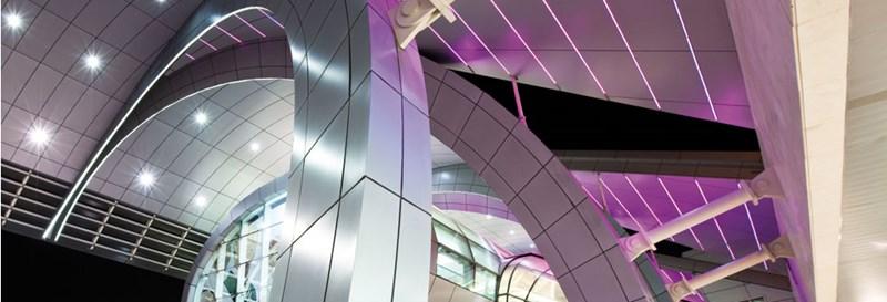 International Airport of Dubai