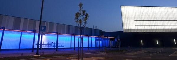 Centro Comercial Lumini, Croacia