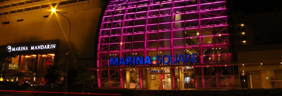 Centro Comercial Marina Square, Singapur