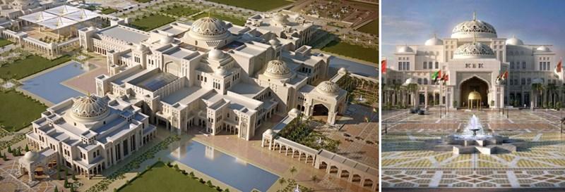 Palacio en Abu Dabi · UAE