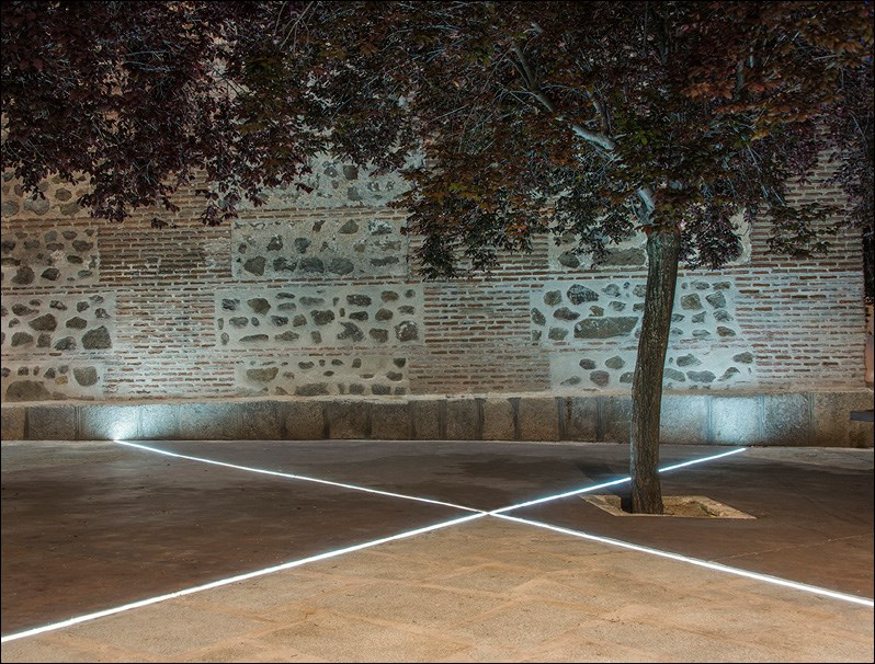 Plaza de San Andrés, Talavera de la Reina