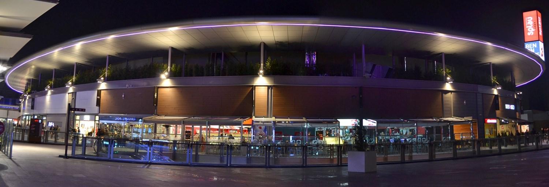 Shopping Mall Splau, Barcelona