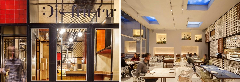 Restaurante Disfrutar, Barcelona