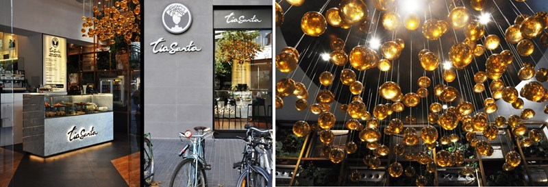 Tia Santa Restaurant, Barcelona