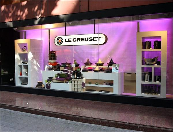 Le Creuset, Barcelona