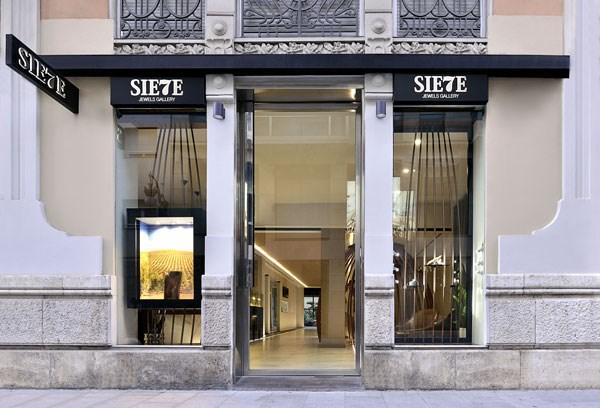 Siete Gallery · Valencia