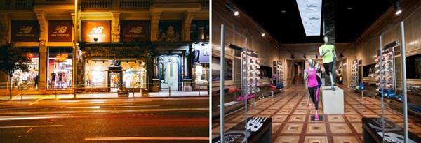Flagship Store New Balance, Madrid
